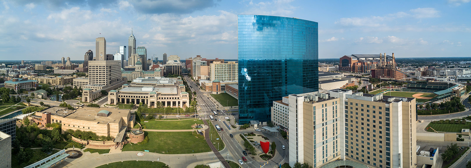 Check out the Indianapoils Skyline – OMM