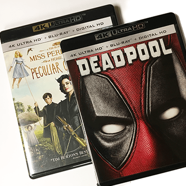 Deadpool -  HD and SD Encoding & Authoring