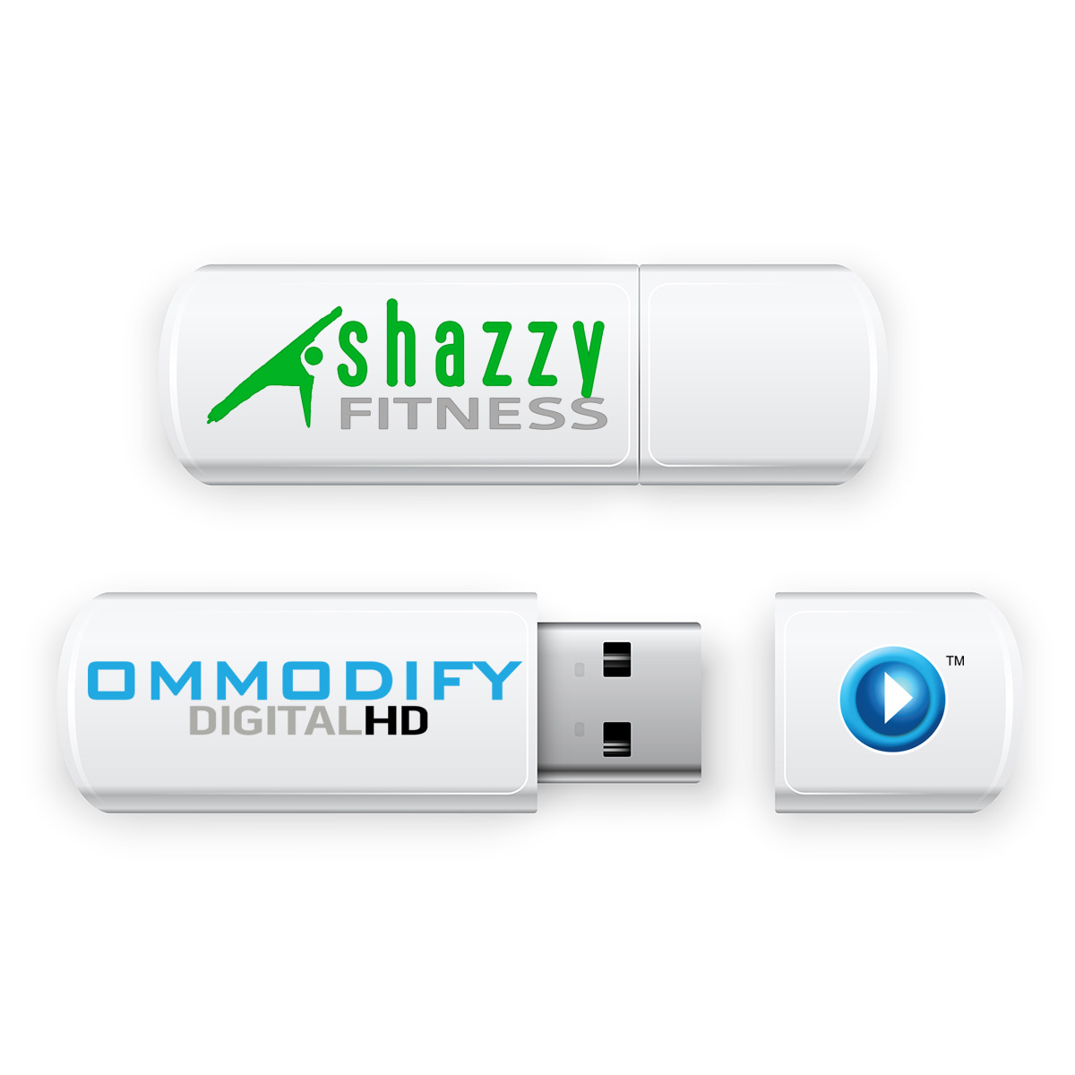 Get Affordable Custom USB Flash Drives at OMM