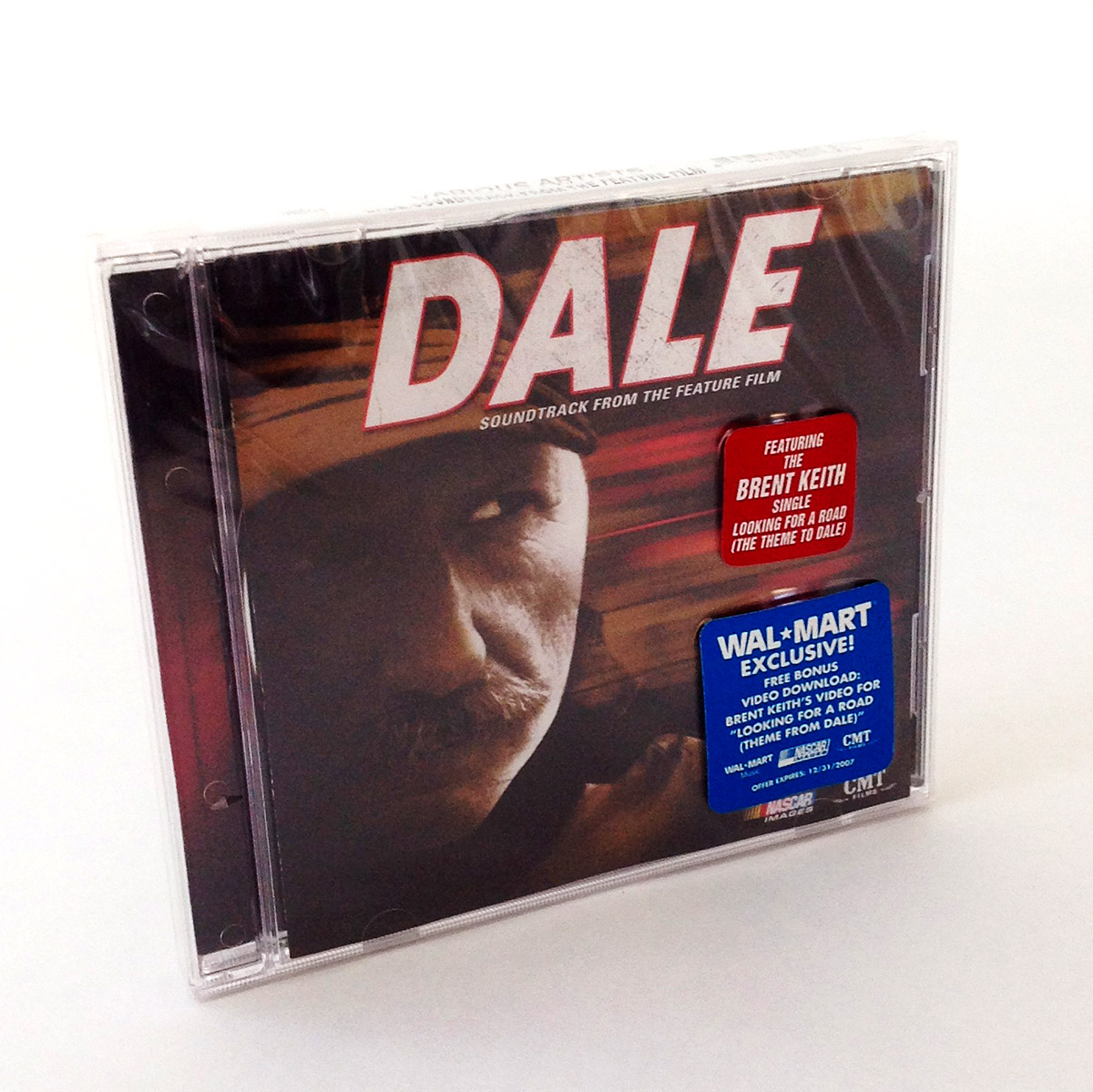 Dale Soundtrack CD Jewel Case
