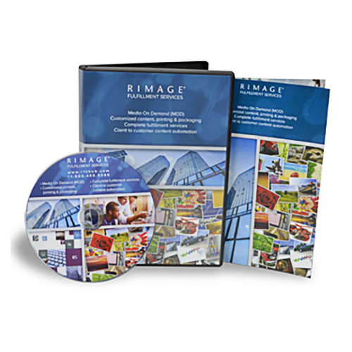 Rimage – On Demand DVD Fulfillment at OMM