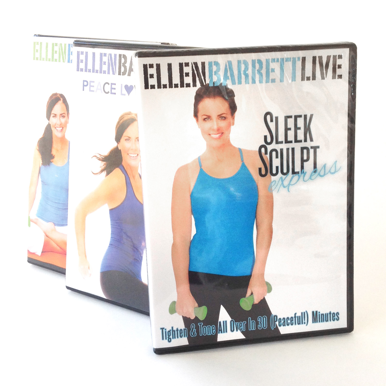 Ellen Barrett Fitness Series