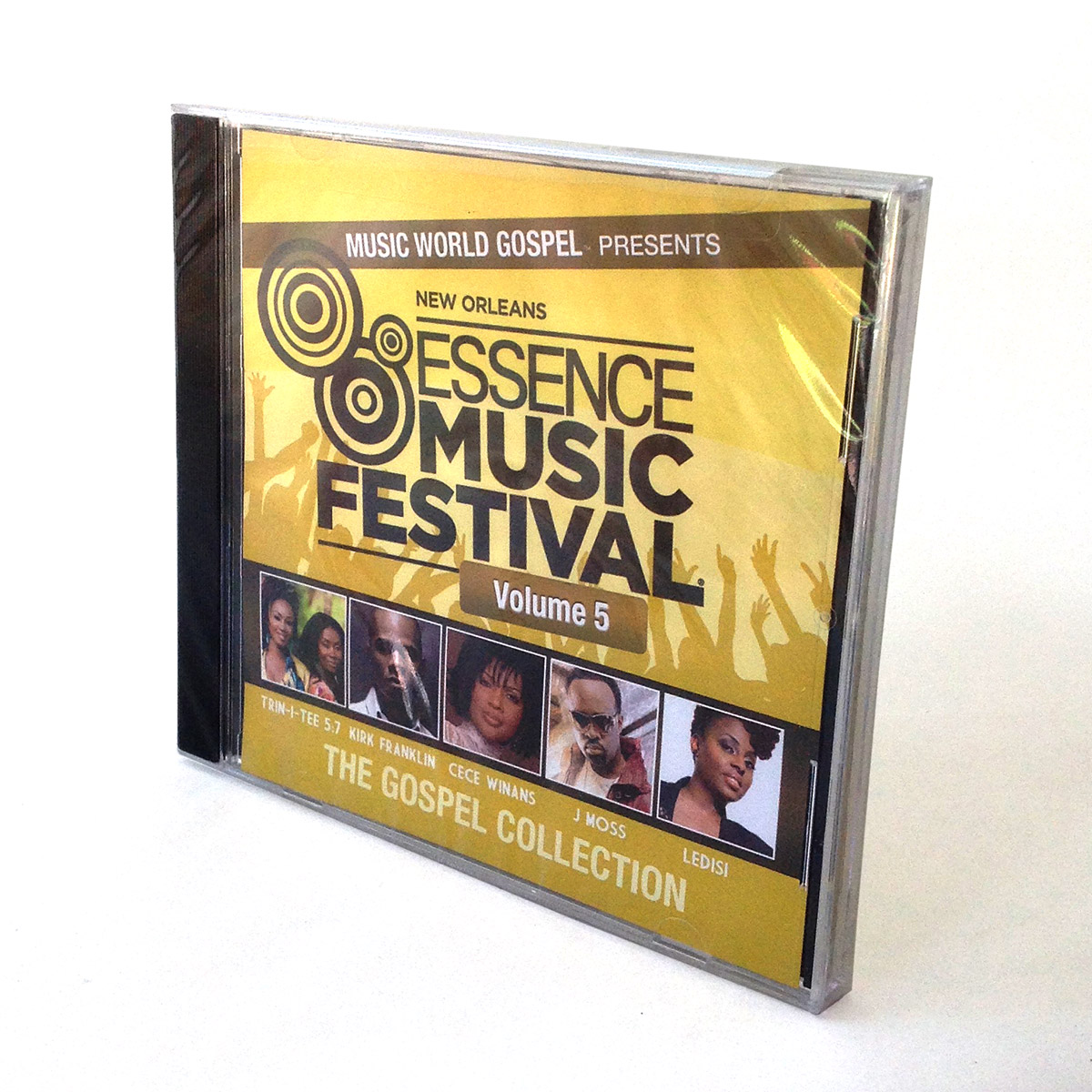 Essence Music Festival - Best CD / Compact Disc Replication Company