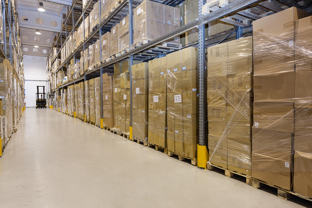 Media Fulfillment Storage Services – OMM
