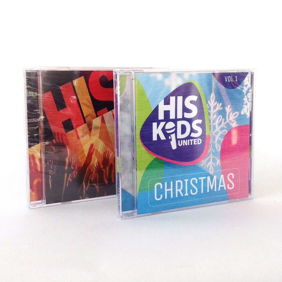 His Kids - CD / Compact Disc Replication