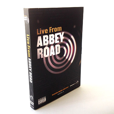 Live from Abbey Road DVD