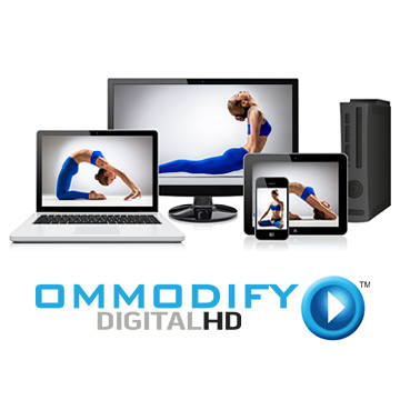 OMModify Digital HD - Video Distribution Example