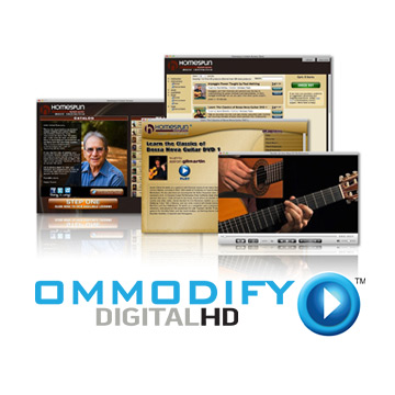 Get OMModify Digital HD - Video Streaming Example