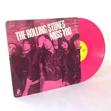 The Rolling Stones – LP Vinyl Pressing at OMM