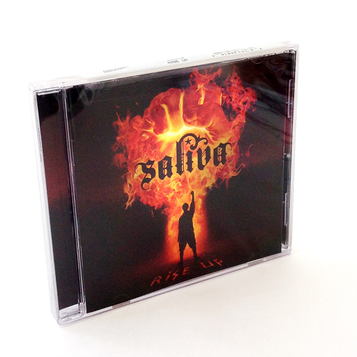 Saliva - Rise Up CD Jewel Case