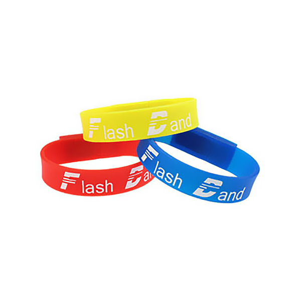 USB Bracelets - USB / Flash / Web Example