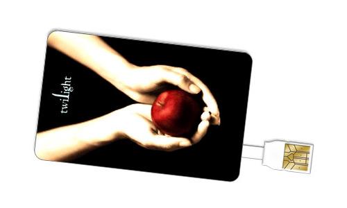 Twilight Custom Branded USB Flash Drive by OMM