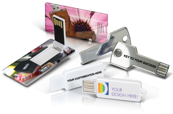 Order Custom USB Flash Drives and Webkeys at OMM